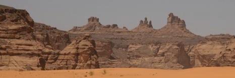 Fm. Acacus (Sud algérien)